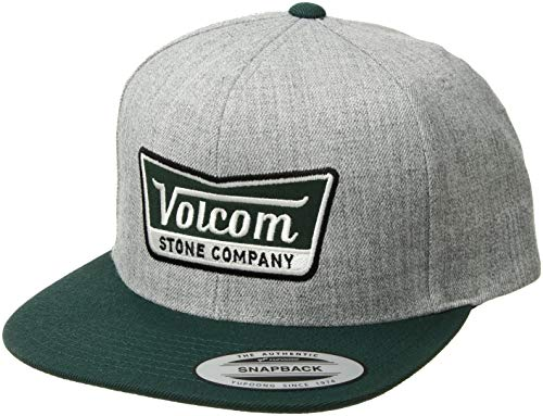 Volcom Men's Cresticle Hat, Dark Pine, ONE Size FITS All