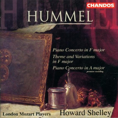 Hummel: Piano Concertos / Theme and Variations (Great Piano Players)