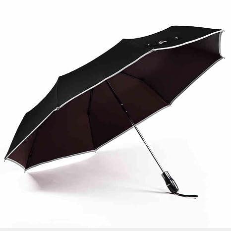 Tiras Reflectantes de Seguridad Paraguas Paraguas Automático ...