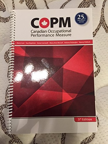 Read Online Canadian Occupational Performance Measure ebook