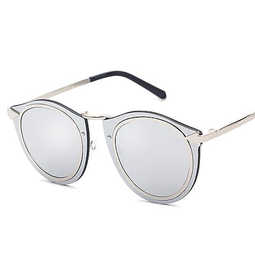 Ms. Große Box Pfeil Metall Mode Sonnenbrillen,A5