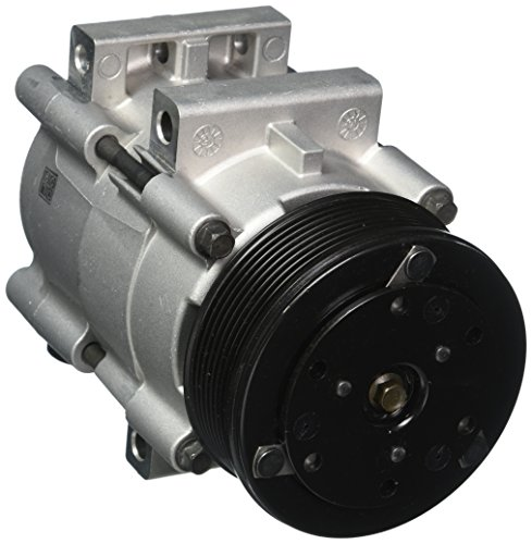 Denso 471-8118 New Compressor with - Conditioning Air Compressor Auto