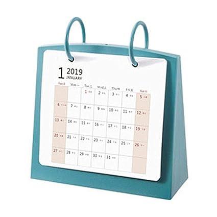 Grea Pig Planner Agenda 2019 Tabla DIY Tabla Calendario Foto ...
