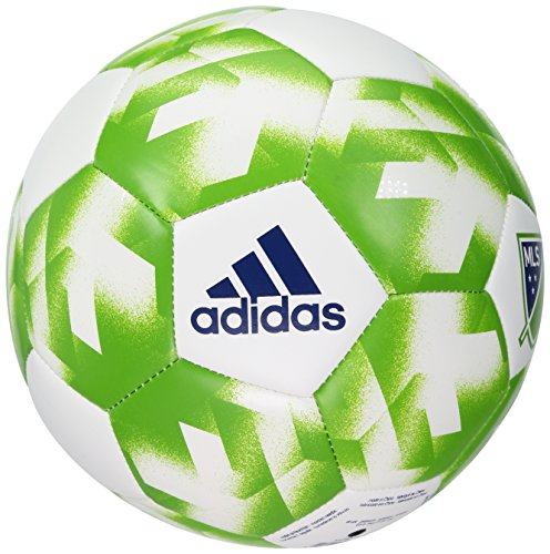fan products of MLS Seattle Sounders Fc Authentic Soccer Ball, Size 5, Green