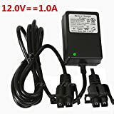 kids 12v battery car - 12V Universal Charger for Children Electric Ride On Car, Kids Power Wheels Adapter Battery Power Supplies