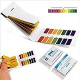 5PACK 80 pH 1-14 Universal Full Range Litmus Test Paper Strips Tester Indicator Urine