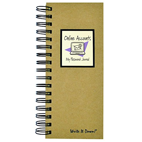 Password Journal - Mid Size ()