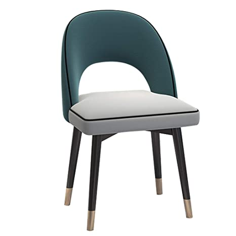 Amazing Amazon Com Modern Dining Chair Makeup Chair Leisure Side Dailytribune Chair Design For Home Dailytribuneorg