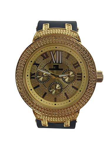 gold super techno watches - 1