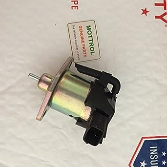 1C010-60017 Fuel Shut Off Solenoid for Kubota M6800 M8200