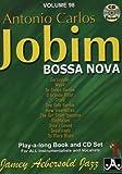 Jamey Aebersold Jazz:/CD and Book Antonio Carlos Jobim (Bossa Nova)