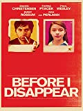 DVD : Before I Disappear