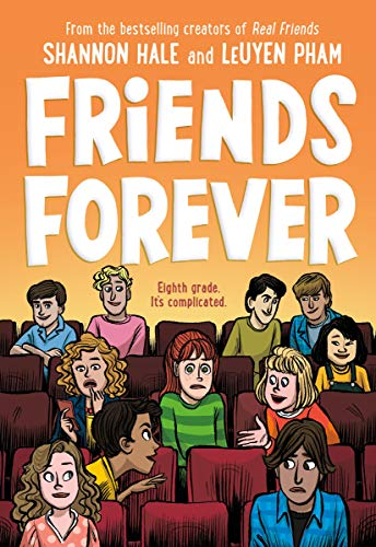 Book Cover: Friends Forever