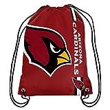 NFL Arizona Cardinals 2015 Drawstring Backpack, Red
