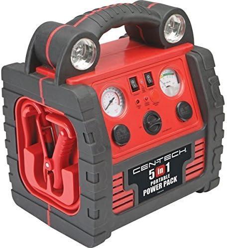 5-in-1 Portable Power Pack with Jump Start by Cen-Tech: Amazon.es: Bricolaje y herramientas