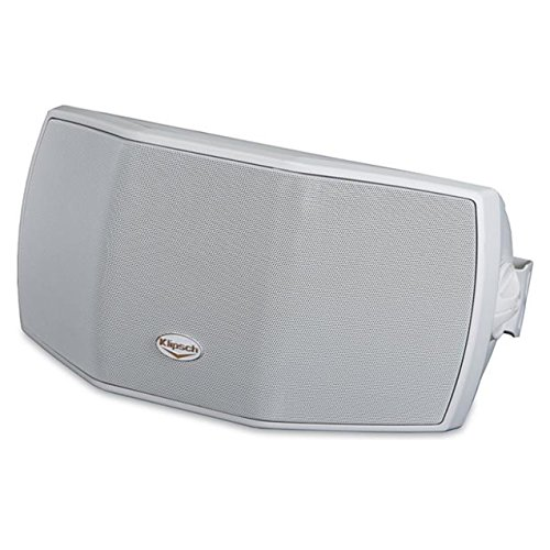 Klipsch AW-500-SM Indoor/Outdoor Speaker - White (Each) by Klipsch