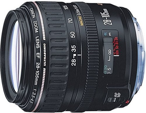 Review Canon EF 28-105MM F/3.5