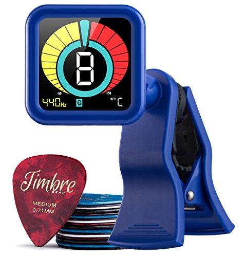 TimbreGear Clip-On Chromatic Guitar