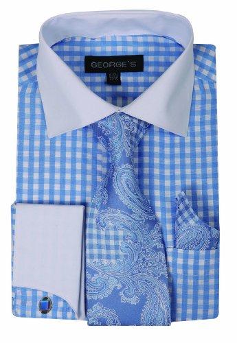 Check Shirt Tie - 5