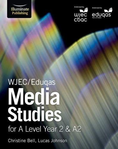 WJECEduqas Media Studies for A Level Year 2  A2