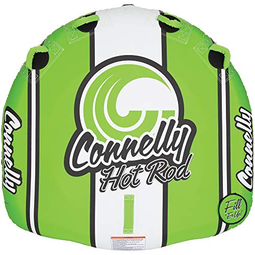 CWB Connelly Deck Towable Tube (2 Rider), Green ()