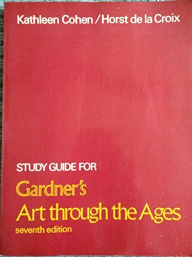 Study Guide for Gardner's Art Through the Ages
