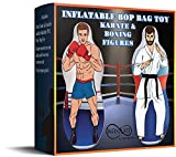 ImpiriLux Inflatable Two Sided Karate and Boxing