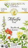 Cheap CELEBRATION HERBALS Alfalfa Leaf Tea Organic 24 Bag, 0.02 Pound