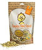 Treats for Chickens Certified Organic  Pumpkin Seed Snacks, 1-Pound, 13 oz