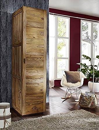 Sheesham Massiv Holz Mobel Geolt Kleiderschrank Palisander Massiv