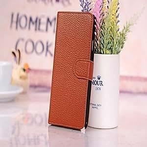 compra Caso de cuero de lujo del caso de la carpeta para Samsung Galaxy Note 3 , Rose