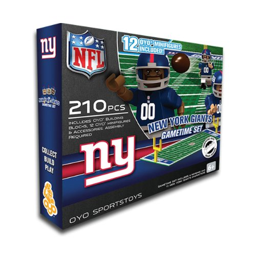 NFL New York Giants Game Time Set by OYO