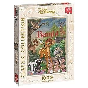 Jumbo 19491 Bambi Puzzle Multicolore