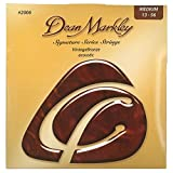 Dean Markley Signature Vintage Bronze Acoustic Strings, 13-56, 2006, Medium