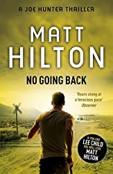No Going Back: Joe Hunter: Book Seven