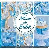 Álbum do Bebe - Capa Azul