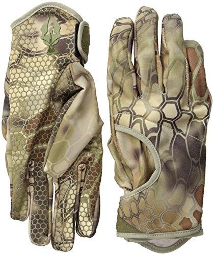 Kryptek Men's Krypton Gloves, Highlander, Large