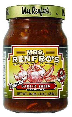 Mrs. Renfro's Garlic Salsa
