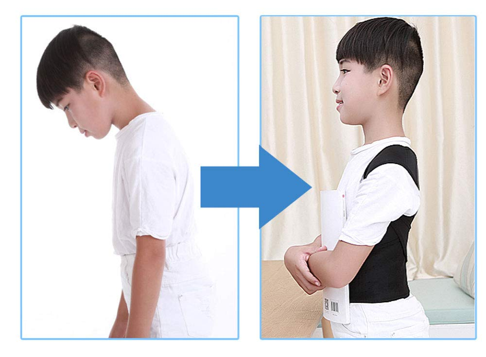 MLX Anti-Humpback Correction Belt, Invisible Treatment of The Spine for Boys and Girls, Correction of Back Artifacts, Hunchback Correction Clothing (Size : XXL) by MLXBBJ (Image #2)