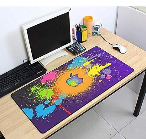 PINXUE Juego Big Mouse Pad Máquina de Juego Máquina de Coser Teclado Mouse Pad Mesa de Juego Ratón 90 * 40 * 0.3Cm: Amazon.es: Electrónica