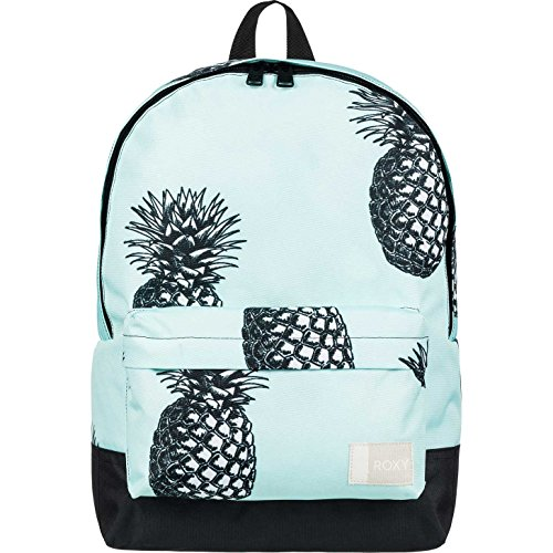 Roxy Sugar Baby Backpack One Size Blue Light Big Pineapple
