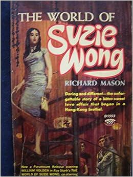 the world of suzie wong signet books richard mason
