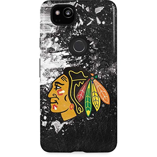Chicago Blackhawks Google Pixel 2 Case - Chicago Blackhawks Frozen | NHL & Skinit Pro Case