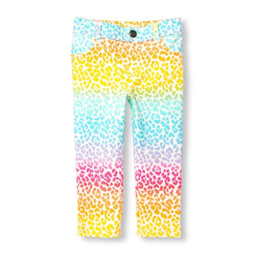 Childrens Place Unisex Baby Printed Jeggings product image