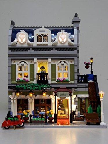 Amazon Brickled Led Lighting Kit For Lego 10243 Parisian