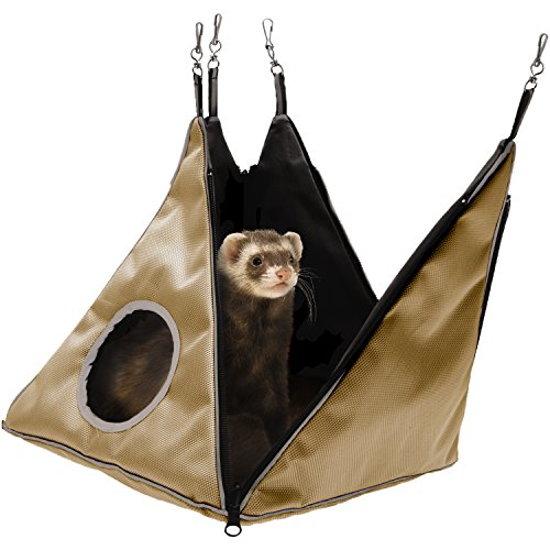 (Kaytee Ferret Super Sleeper, Sleep-E-Tent, Colors Vary)