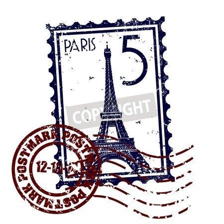 Vector illustration of Single isolated Paris Icon (12129636), lino ...