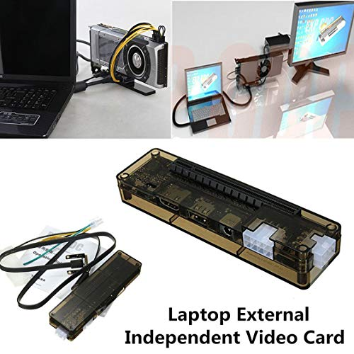 V8.0 EXP GDC Beast Laptop External Independent Video Card Dock for Notebook ()