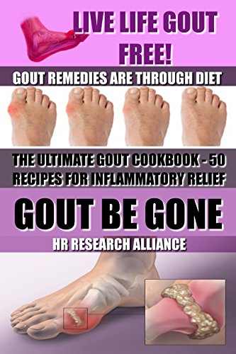 GOUT BE GONE COOKBOOK 50 INFLAMMATORY ebook product image