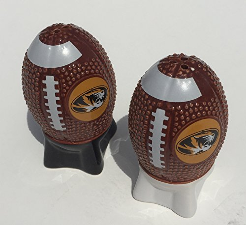 (Missouri Tigers Mizzou Football Salt and Pepper Shakers)